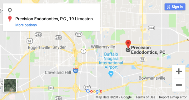 Williamsville Office - Precision Endodontics PC - Buffalo Root Canal Dentist - Endodontist